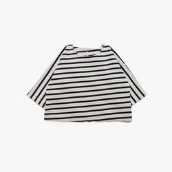 Square Tee Stripe