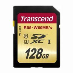 [트랜샌드] SDXC카드 128GB U3 ultra HD4K