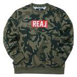 URBAN REAL sweat shirt - camouflage