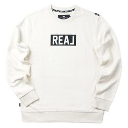 URBAN REAL sweat shirt - cream