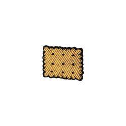 [Macon&Lesquoy] 마콩 자수브로치_비스킷