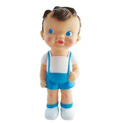 Rubber Doll-Boy Blue