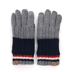 TNP TWISTED TOUCH GLOVES [GREY] 터치장갑