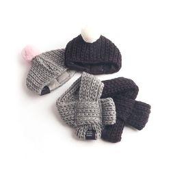 Bubble Knit Set