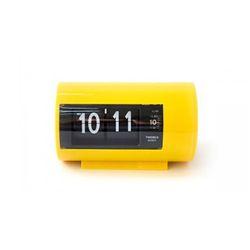 [트웸코] 알람 플립 시계 AP28 (Yellow)