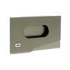 오곤 알루미늄 지갑 OT(다크그레이)