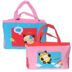 [베이비캠프]파스텔 기저귀 가방