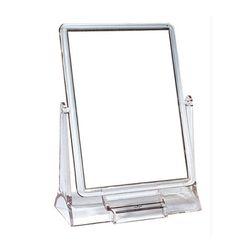 깔끔 심플한 화장대 사각 탁상거울