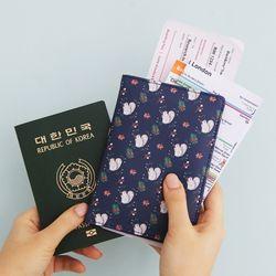 위드앨리스 여권 케이스 Squirrel