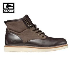 [GLOBE] NOMAD BOOT (BROWN)