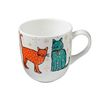 [울스터위버스]Cat Walk Mug(머그 컵)