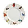 [울스터위버스]Cat Walk Plate S (접시 소)