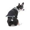 Needlepoint tee dog power