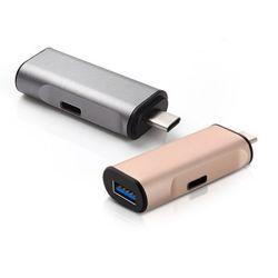 USB-C타입 충전 어댑터  HUB-SG1
