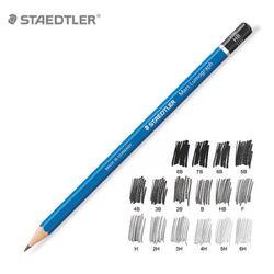스테들러 연필 마스 루모그라프 100 1타(12자루)