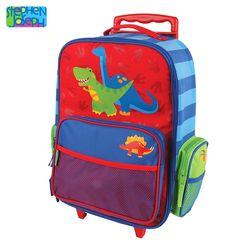 캐리어(유아용 여행가방) - 공룡A
