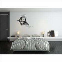 캐리 그랜트 영화배우 포인트 뮤럴 벽지 디자인 벽지