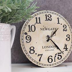 런던 원형 벽시계