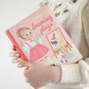 paper doll mate Book Clutch. M Julie