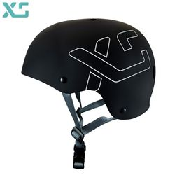 [XS] CLASSIC SKATE HELMET (MATTE BLACK)