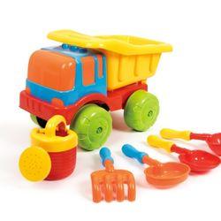 아이와 트럭 모래놀이세트 빅트럭 모래놀이