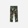 VINTAGE FLAT FRONT CARGO PANTS (WOODLAND CAMO)