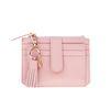 Dijon 301S Flap mini Card Wallet light pink