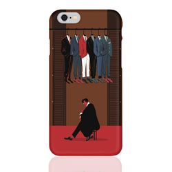 (Phone Case) Suit-room