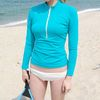 DAYS OFF rash guard(mint)