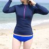 DAYS OFF rash guard(navy)