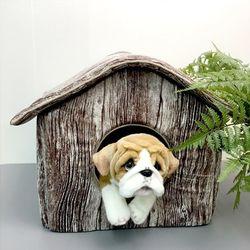PET 하우스 + 방석 Set
