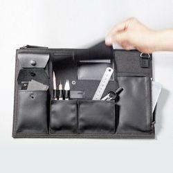 TOOLBAG C 도구를 잘담는 가방 툴백 Clutch [클러치]