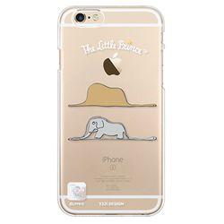 어린왕자 케이스 보아뱀코끼리 Iphone 6&6s plus