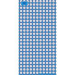 [알록 양모타올]수막새 블루