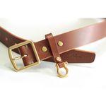 sb02 leather belt [tan]