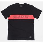 CLOTATE LOGO POINT TEE BLACK