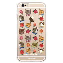 나탈리레테 케이스 고양이얼굴 Iphone 6&6s