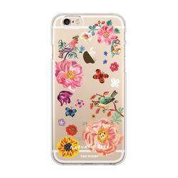 나탈리레테 케이스 꽃과새 Iphone 6&6s
