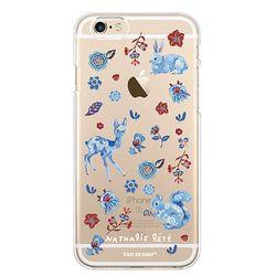 나탈리레테 케이스 파란동물 Iphone 6&6s