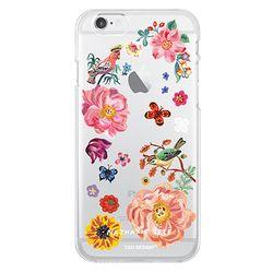 나탈리레테 케이스 꽃과새 Iphone 6&6s plus