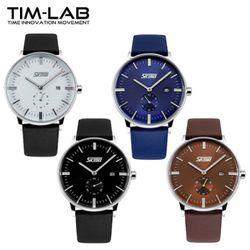 [TIM-LAB]남성 패션시계 어반 가죽시계 손목시계 9083
