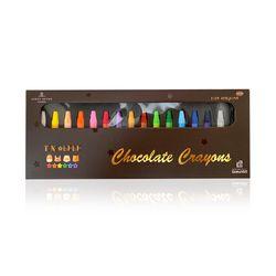 [고은빛] 초콜릿크레파스 12색
