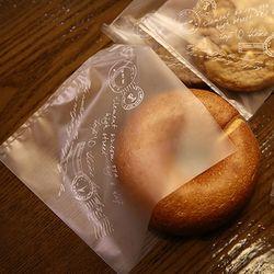 반투명 L자 빵봉투 12cm x 40장