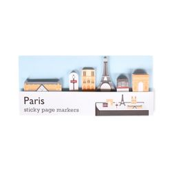[Duncan Shotton] Sticky Page Markers - Paris