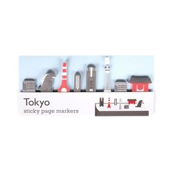 [Duncan Shotton] Sticky Page Markers - Tokyo