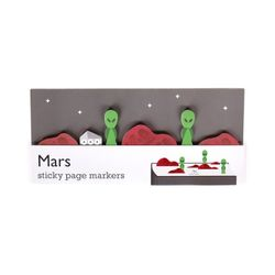 [Duncan Shotton] Sticky Page Markers - Mars
