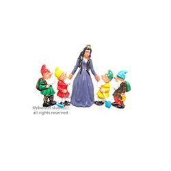 [Mybutton]Snow White.백설공주 동화브로치