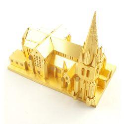 3D골드메탈웍스 Christchurch Cathedral(MCW651046GO)