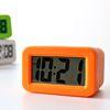 (kts002)칼라심플 디지털탁상시계(오렌지)