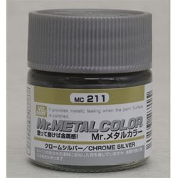 군제 Mr.메탈릭 컬러 9종 (10ml-락카)